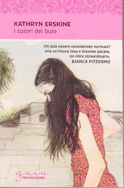 """""""I Colori del Buio"""" book cover"""
