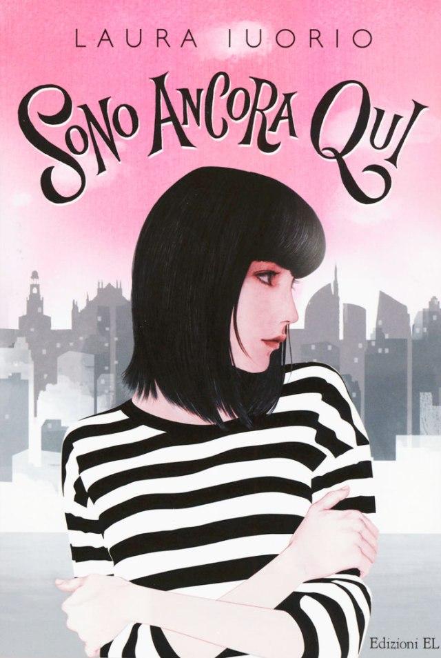 """""""Sono Ancora Qui"""" (""""I'm still here"""") book cover"""