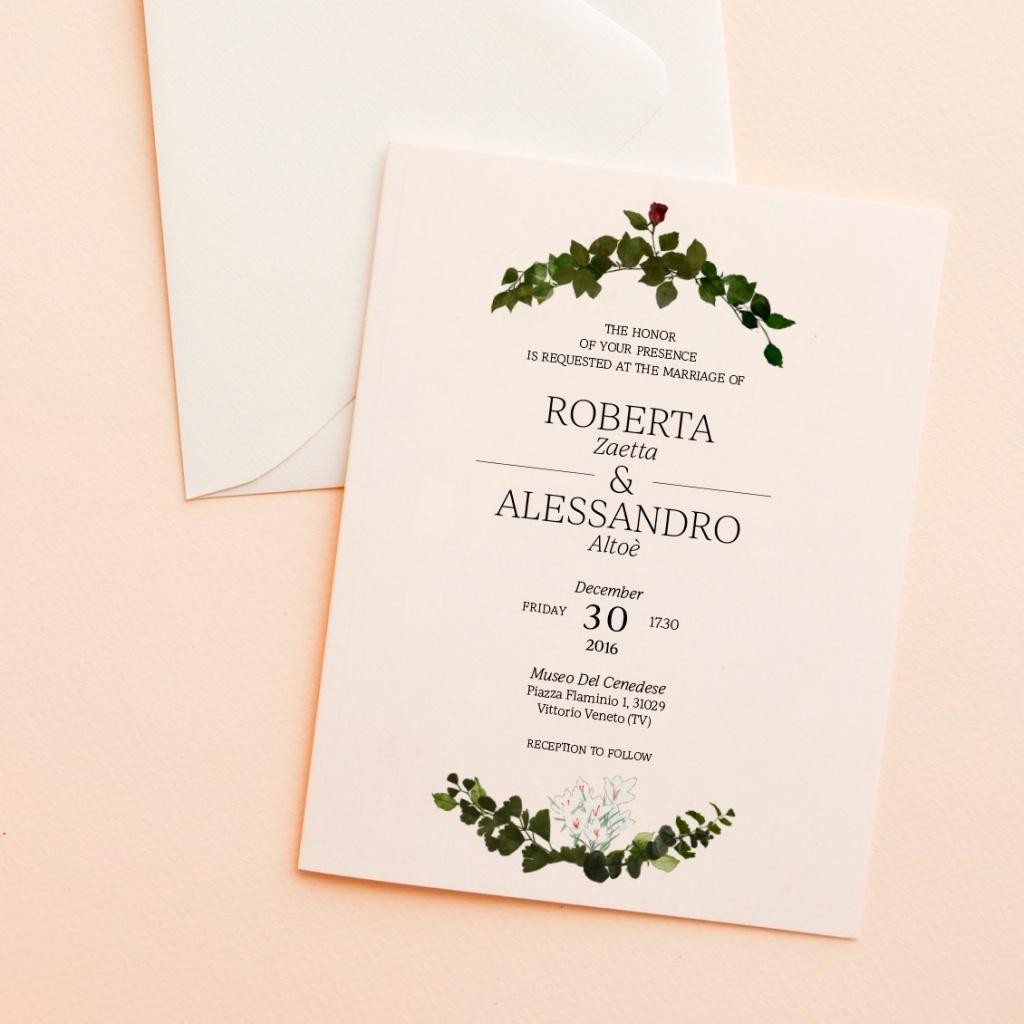 Wedding Invitation picture