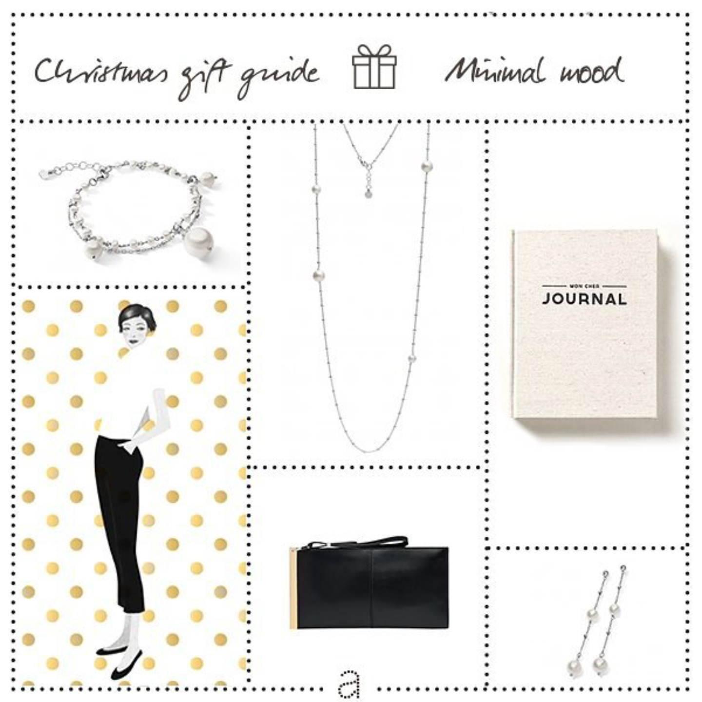 Christmas Gift Guide Minimal Mood