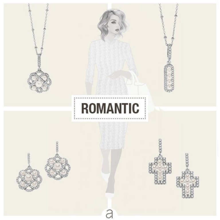 Ambrosia Romantic style