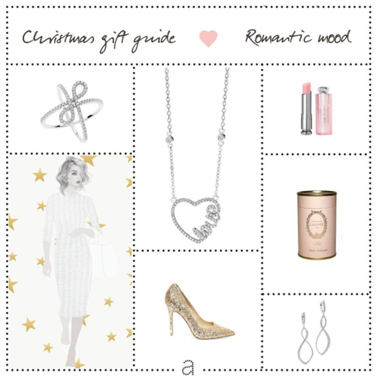 Ambrosia Christmas Gift Guide Romantic mood