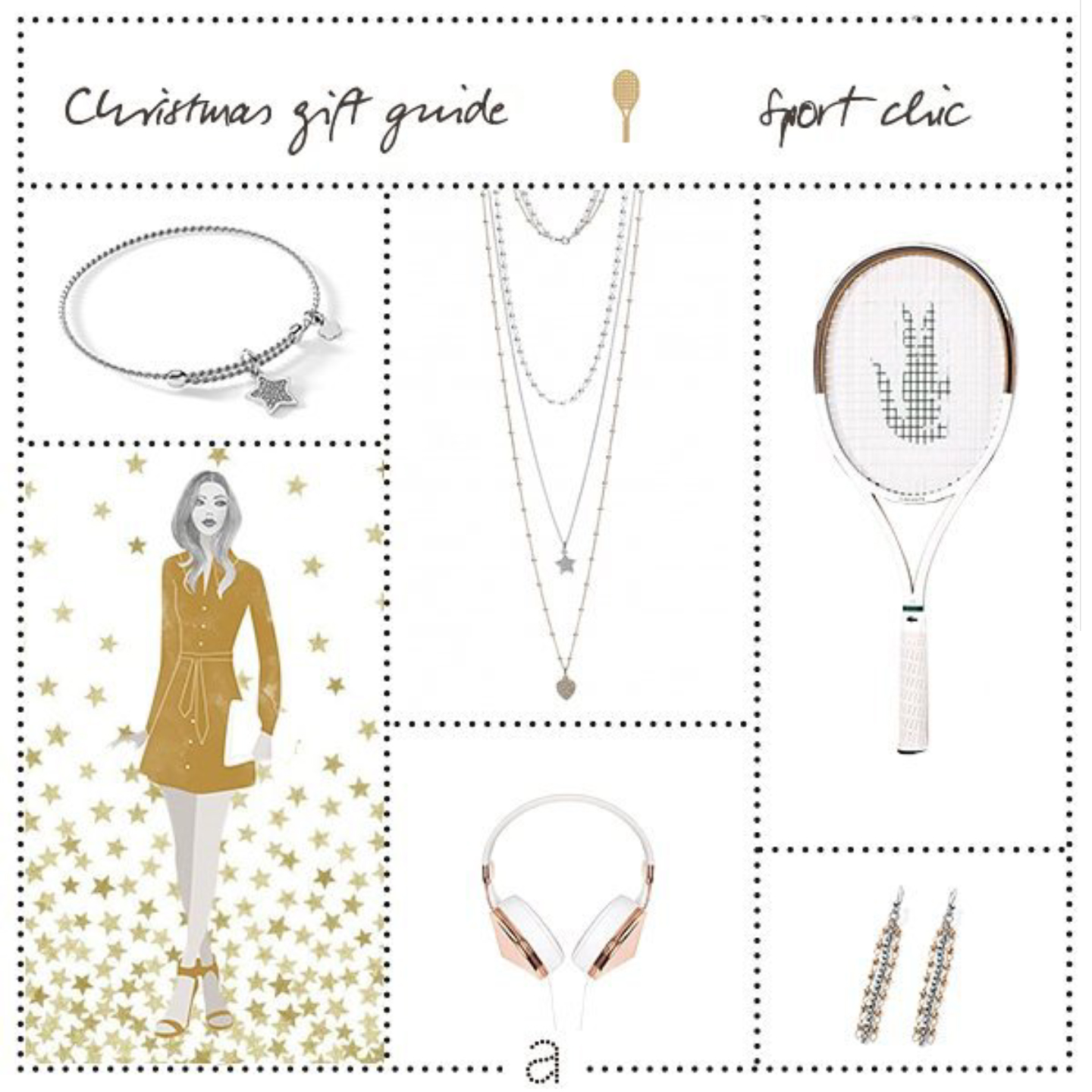 Ambrosia Christmas Gift Guide Sport Chic