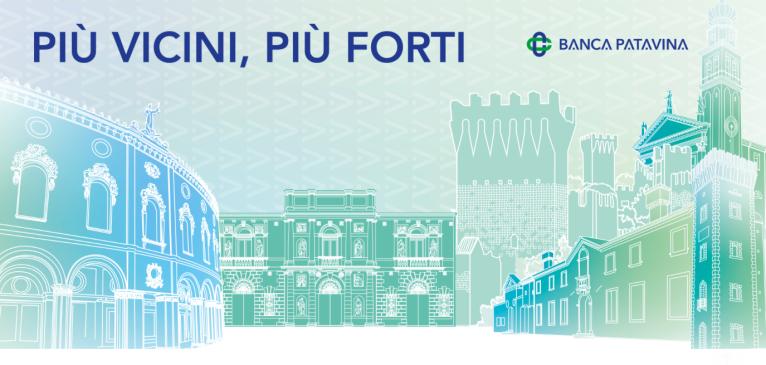 Banca Patavina vector illustrations